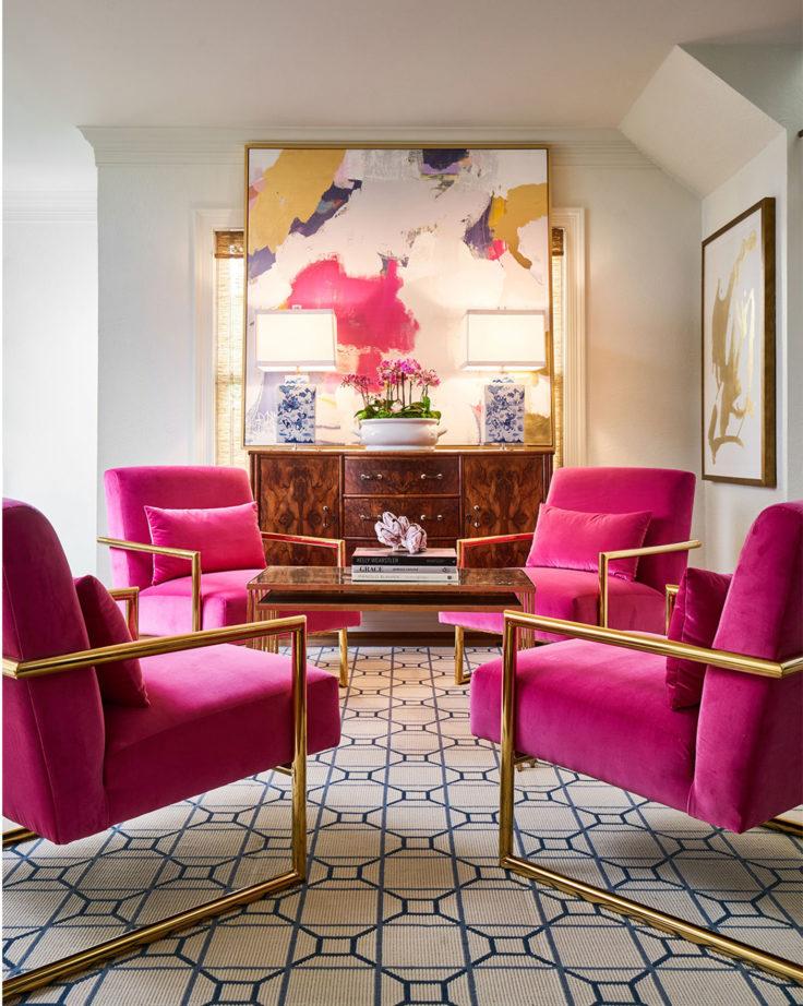 pantone colour interior design