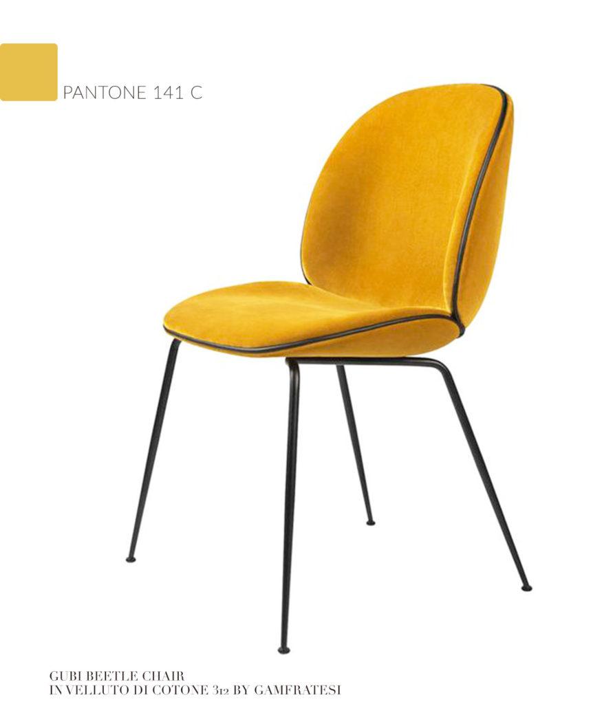 pantone 141C